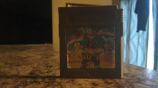 Perfect Aladdin 10 in 1 Bootleg Gameboy Game Re-Review