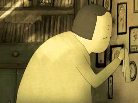 Evergreen Love 爺爺與花 (animated short film)