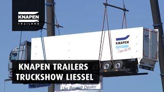 Knapen Trailers at Truckshow Liessel