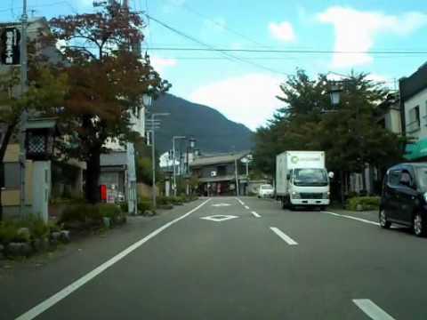 運転車窓動画 新潟→寺泊 (4/6) 燕(吉田)→弥彦