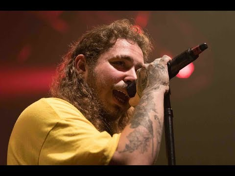 Post Malone - Too Young (Live) - Boston, MA