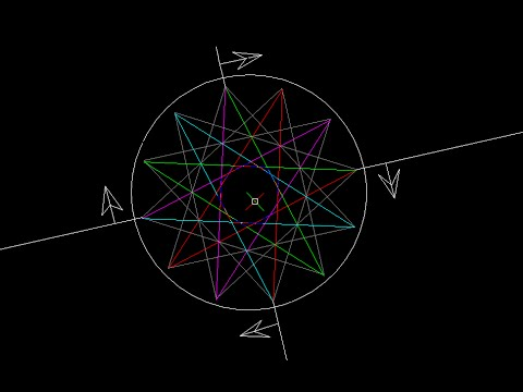 3phase Antigravity (triangle Electro-magnetic Rotation) Freie Energie Free Energy