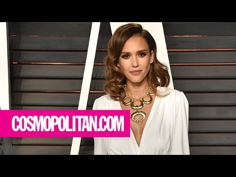 27 Times Jessica Alba Looked Stunning | Cosmopolitan