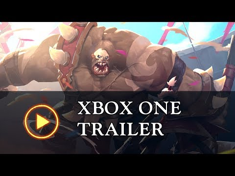 Battlerite - Xbox One Reveal Trailer
