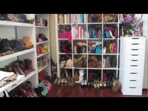 Closet/Office Tour!