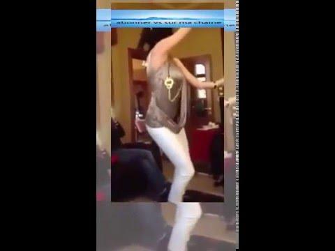 رقص مغربي بالفيزون مو طبيعي - مؤخرة نار thumbnail