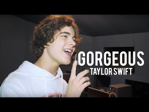 Taylor Swift - Gorgeous (Cover by Alexander Stewart)