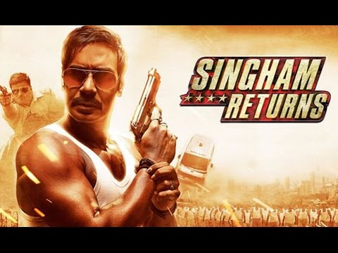 Singham Returns - Trailer With English Subtitles Ft. Ajay Devgn, Kareena Kapoor