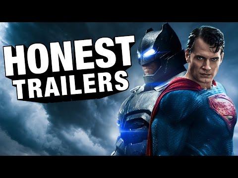 Honest Trailers - Batman v Superman: Dawn of Justice thumbnail