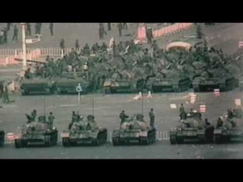 Tankman Tiananmen Massacre (Rare Documentary) Part 4