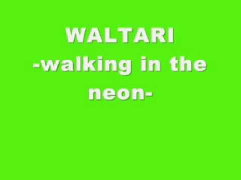 Waltari - Walkin