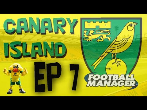 Canary Island: TRANSFER SPECIAL Episode 7 Football Manager 2014