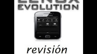 Review| Rom Lenox Evolution V1 Para Galaxy Young
