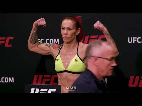 UFC 219 Official Weigh-In Video - MMA Fighting