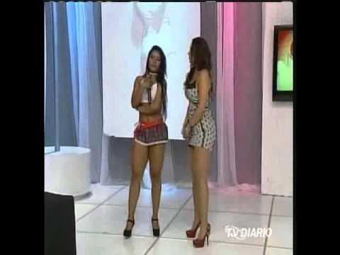 Manias de Voce 10-10-13 - Rayhellen Andrade matando sainha e dançarina Paredão Nick Sol thumbnail