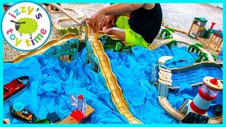 MOST RANDOM THOMAS TRAIN TRACK EVER?!