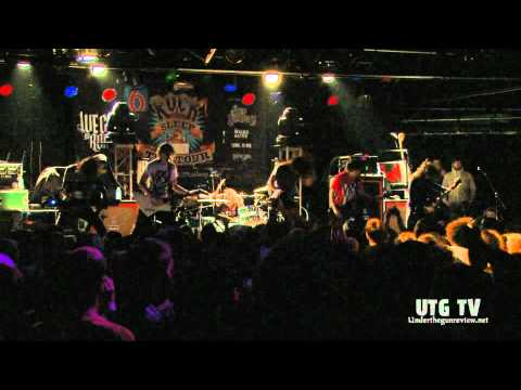 "UTG TV: The Word Alive - ""2012""/Wall Of Death (Live 1080p HD)"