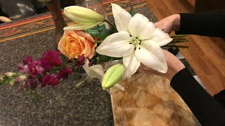 does sugar and vinegar REALLY make your cut flowers last longer??