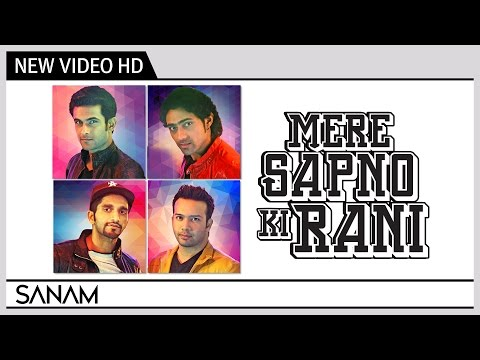 Mere Sapno Ki Rani - SANAM   S.D. Burman    Music Video