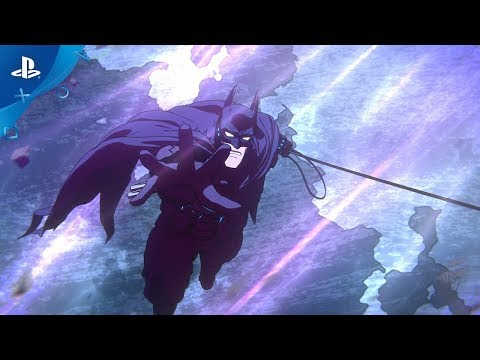 Batman Ninja - Sneak Peek | PS Video