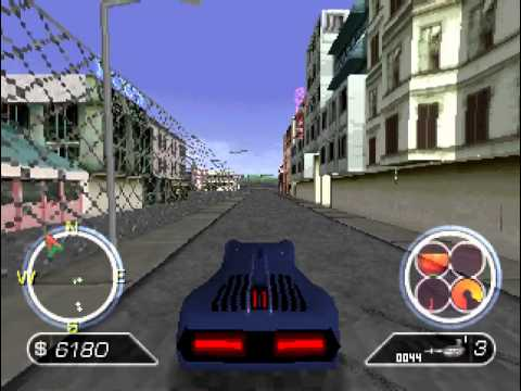 download Auto Destruct USA PSX - romhere.com