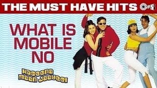 What is Mobile Number - Haseena Maan Jaayegi - Full Song - Govinda & Karisma Kapoor