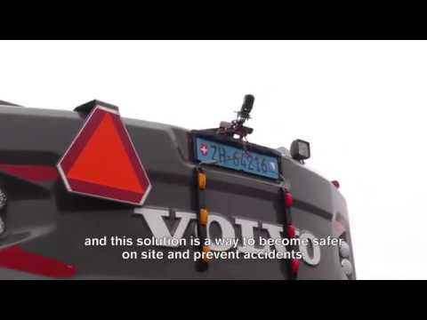 Volvo CE tests safety concepts with Colas