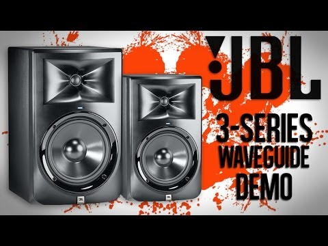 JBL 3 Series Image Control Waveguide Demo and Review