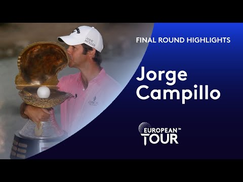Jorge Campillo wins dramatic 5-hole playoff | Commercial Bank Qatar Masters