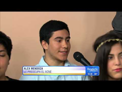 Dr. Montanaro from Bowes Dermatology answers acne questions in Despierta America