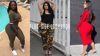 Plus-Size Outfit Ideas | lookbook