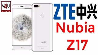 ZTE Nubia Z17 Dual Rear Camera, 6GB/8GB RAM | Price+Release Date+Specification+Tech
