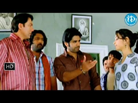 Kalidasu Movie - Jaya Prakash Reddy Sushanth Tamanna Ravi babu...