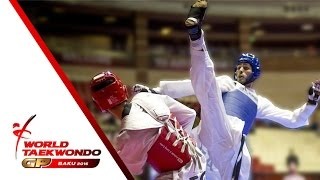 [Highlights] 2016 WTF World Taekwondo Grand-Prix Final