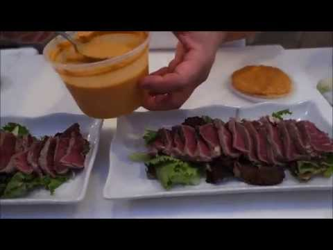 How to Prepare Beef Tataki - How To Make Sushi Series