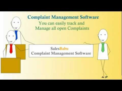 Complaint Management Software: Tracks and Manages Complaints