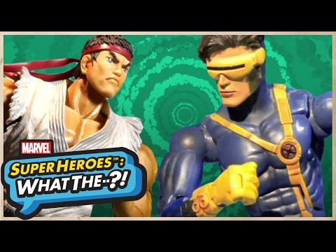 Marvel Super Heroes: What The--?! Marvel vs. Capcom!