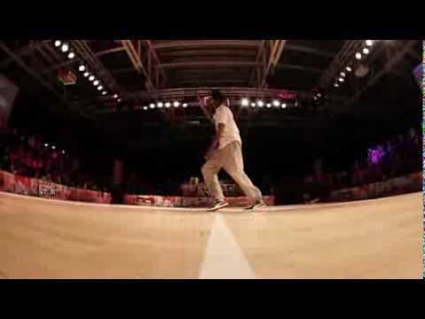 Juste Debout SWEDEN 2013 House Judge MaMSoN