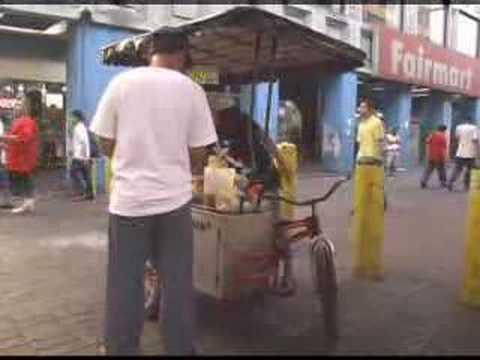 Manila street scenes