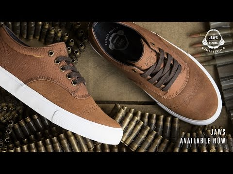 "Aaron ""Jaws"" Homoki & Dekline Footwear present the Jaws"