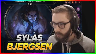773. Bjergsen Sylas vs Taliyah Mid - Season 9 Patch 9.5 - March 18th, 2019
