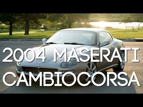 This Car Saved Maserati | 2004 Maserati Cambiocorsa