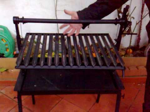 Campanas metalicas para barbacoas
