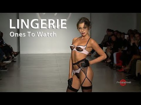 You! Lingerie - Lingerie Fashion Week NY SS15 - Maternity and nursing lingerie Runway show