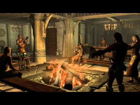 The Elder Scrolls V: Skyrim - 'Making a Dragon Sandwich': The Sound of Skyrim