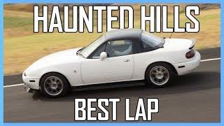 Haunted Hills Best Lap 1:07 // 26-Jan-2019 // Mazda MX-5