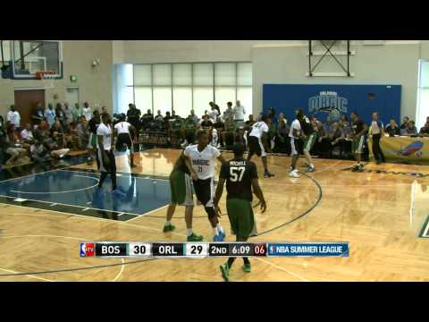 Boston Celtics vs Orlando Magic Summer League Recap