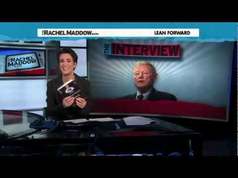 Rachel Maddow Confronts James Inhofe (Part 1/3)