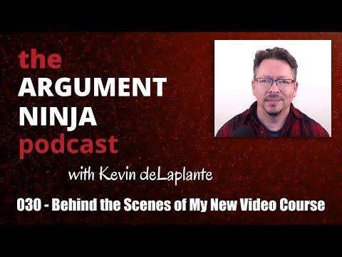 030 - Behind the Scenes of My New Video Course