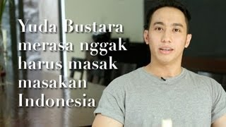 Dapur Rumpi: Yuda Bustara Merasa Nggak Harus Selalu Masak Masakan Indonesia